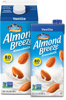 Almond Breeze® Almondmilk Vanilla