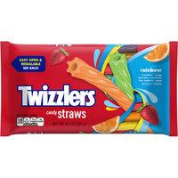 Twizzlers Twists Rainbow Candy Straw