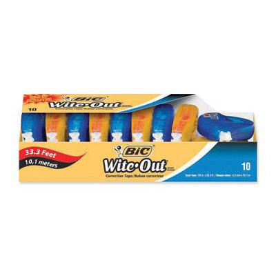 BIC Witeout EZ Correct Tape