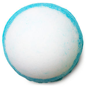 LUSH Cosmetics Big Blue Bath Bomb