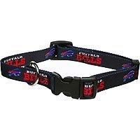 Doggie Nation.com Hunter 305813 Buffalo Bills Dog Collar Nylon Large