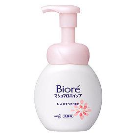 Bioré Marshmallow Whip Facial Wash