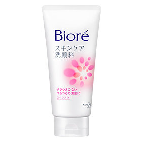 Bioré Facial Foam Scrub