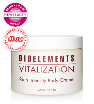 Bioelements Vitalization Rich Intensity Body Creme 8 oz.