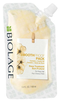 Biolage Smoothproof Deep Treatment Pack Hair Mask For Frizzy Hair