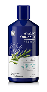 Avalon Organics Thickening Biotin B-Complex Conditioner