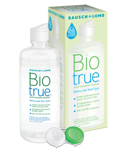 Bausch + Lomb Biotrue Multi-Purpose Solution