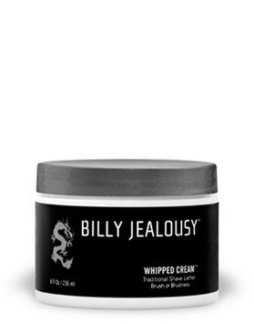 Billy Jealousy Whipped Cream Traditional Shave Lather 236ml/8oz