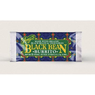 Amy's Kitchen Black Bean Burrito