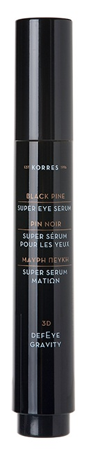 KORRES Black Pine 3D DEFEYE GRAVITY Super Eye Serum Sculpting, Firming & Lifting