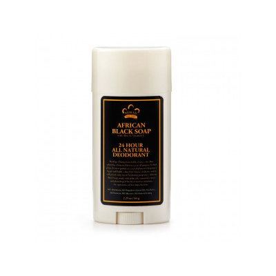 Nubian Heritage African Black Soap 24 Hour All Natural Deodorant