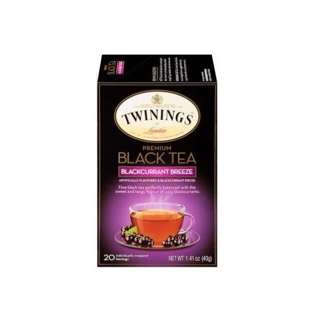 TWININGS® OF London Blackcurrant Breeze Tea Bag