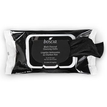 boscia® Black Charcoal Cleansing Cloths
