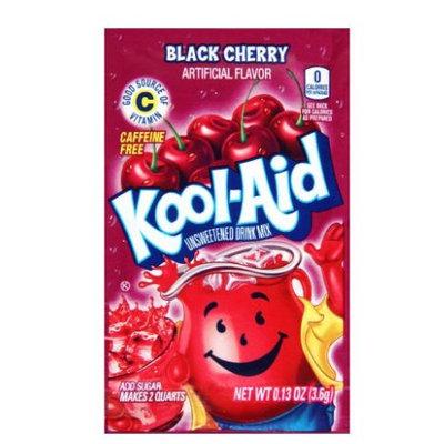 Kool-Aid Black Cherry Unsweetened Drink Mix