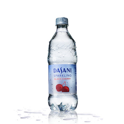 Dasani® Sparkling Black Cherry  Naturally Flavored Water