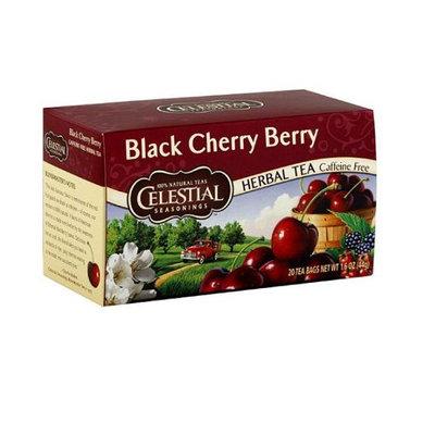 Celestial Seasonings® Black Cherry Berry Herbal Tea Caffeine Free