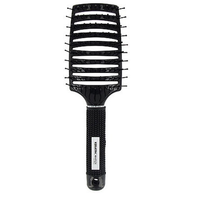 Keratin Complex - Curved Vent Brush (Black) 1pc