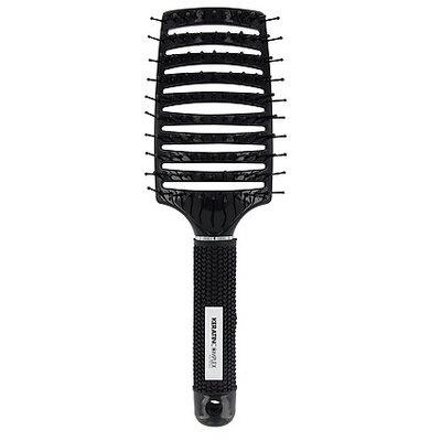 Keratin Complex - Curved Vent Brush (Black) 1pc