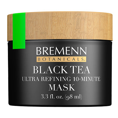 Bremenn Botanicals Black Tea Ultra Refining 10-Minute Mask