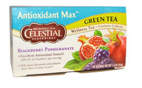 Celestial Seasonings® Antioxidant Max Green Tea Blackberry Pomegranate
