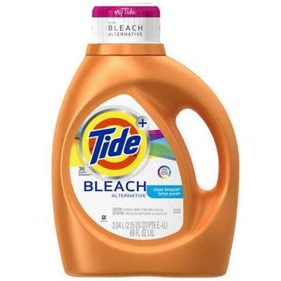 Tide Plus Bleach Alternative Clean Breeze Scent Liquid Laundry Detergent