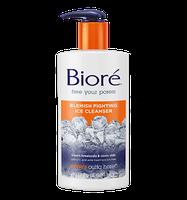 Bioré Blemish Fighting Ice Cleanser