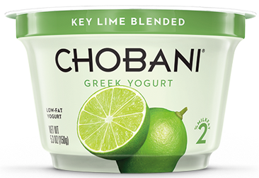 Chobani® Blended Key Lime