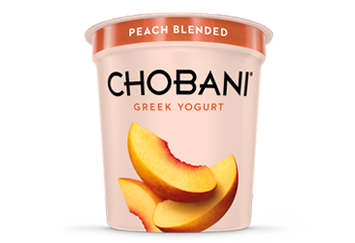 Chobani® Blended Peach