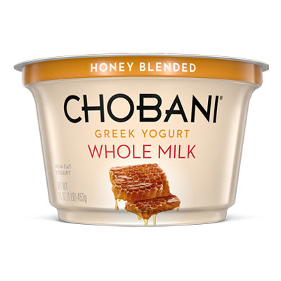 Chobani® Blended Honey Whole Milk