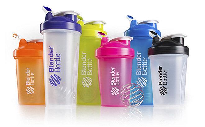 Slide: BlenderBottle® Water Bottles