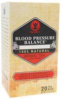 Piping Rock Blood Pressure Herb Tea 20 Bags