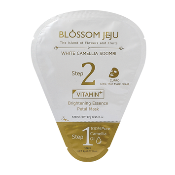 Blossom Jeju Brightening Vitamin Essence Petal Mask