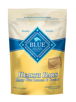 THE BLUE BUFFALO CO. BLUE™ Health Bars Baked with Banana and Yogurt Natural Biscuits for Dogs