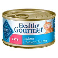 THE BLUE BUFFALO CO. BLUE™ Healthy Gourmet® Indoor Chicken Entrée For Adult Cats