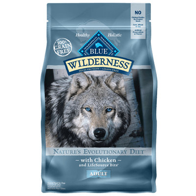 THE BLUE BUFFALO CO. BLUE™ Wilderness® Chicken For Adult Dogs