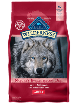 THE BLUE BUFFALO CO. BLUE™ WILDERNESS® Salmon For Adult Dogs