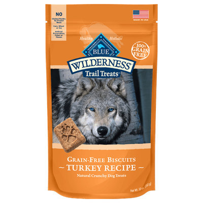 BLUE Wilderness Trail Treats® Turkey Biscuits