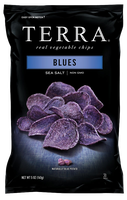TERRA® Exotic Vegetable Chips TERRA Blues®