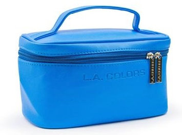L.A. Colors Travel Tote Cosmetic Bag