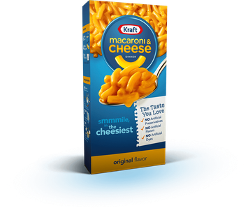 Kraft Macaroni and Cheese Original
