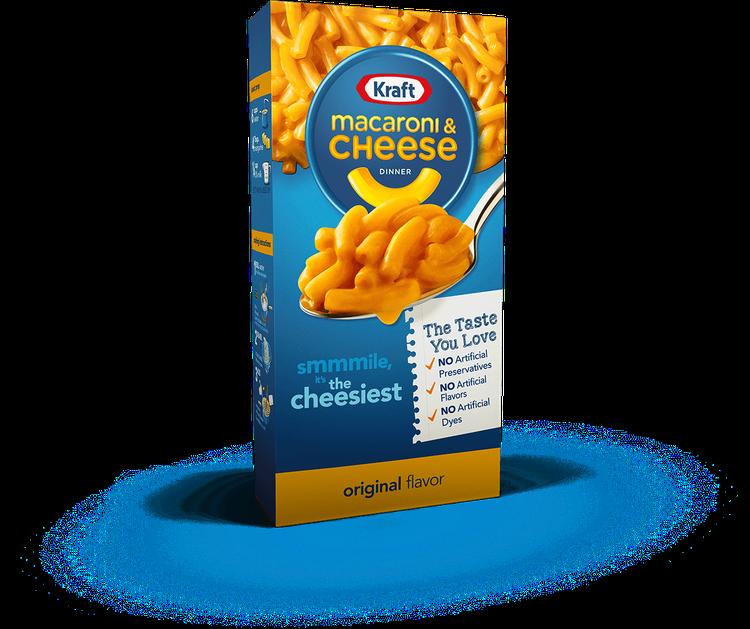 Kraft Macaroni and Cheese Original