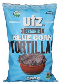 Utz Organic Blue Corn Tortillas
