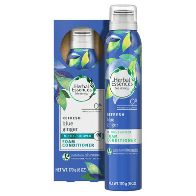Herbal Essences Blue Ginger Foam Conditioner