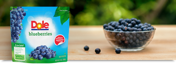 Dole Frozen Blueberries