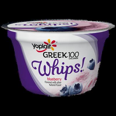 Yoplait® Greek 100 Whips!® Blueberry Yogurt