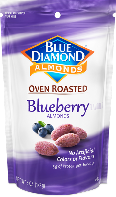 Blue Diamond® Almonds Oven Roasted Blueberry Almonds