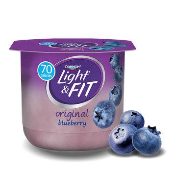 Light & Fit® Blueberry Nonfat Yogurt