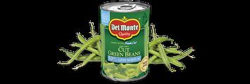 Del Monte® Blue Lake® Cut Green Beans - Low Sodium