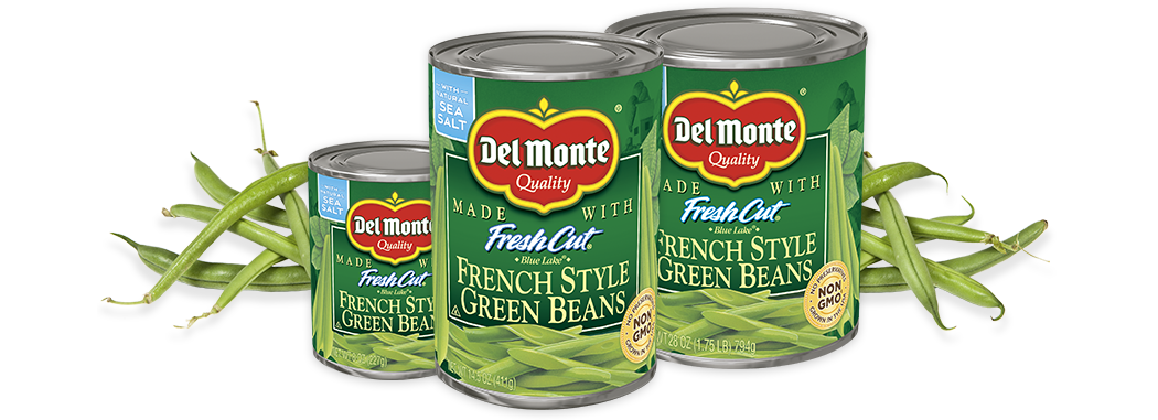 Del Monte® Blue Lake® French Style Green Beans