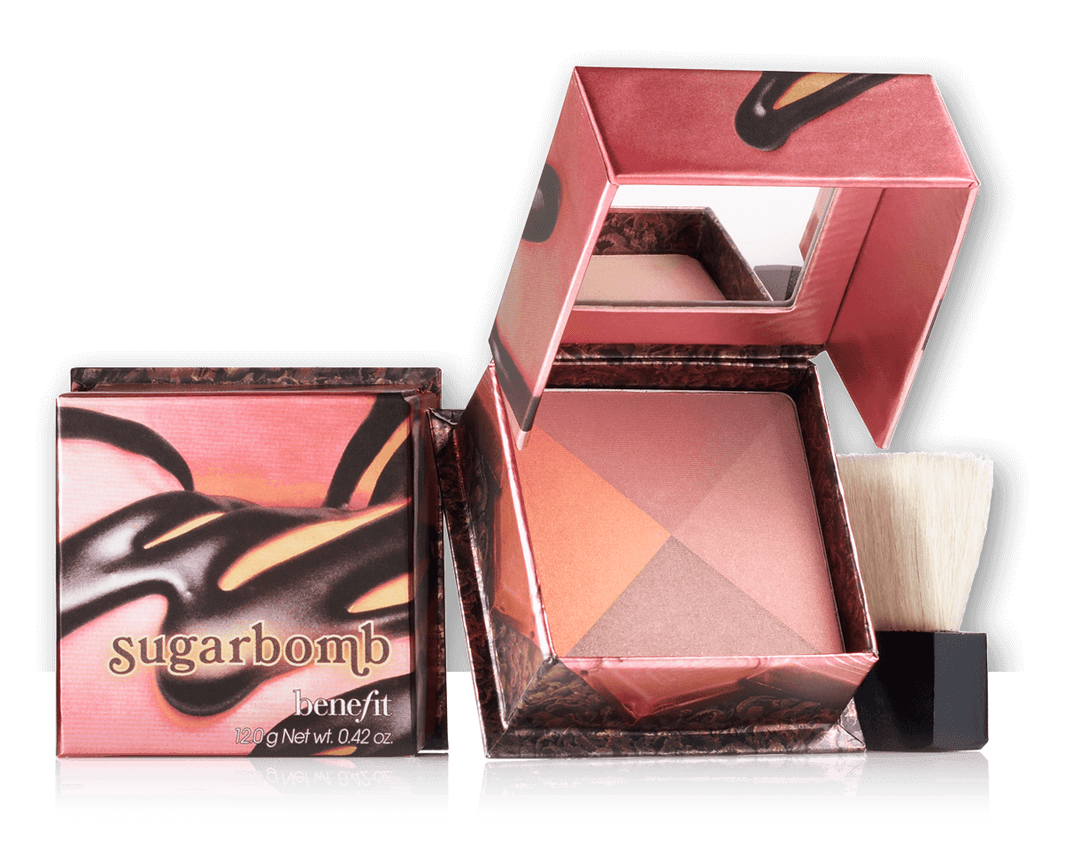 Benefit Cosmetics Sugarbomb Sugar Rush Flush Face Powder